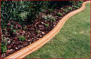 equipment colored concrete curbing machines and decorative landscape