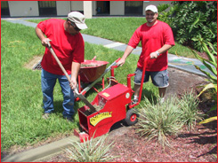 and equipment concrete curb machines and decorative landscape edging